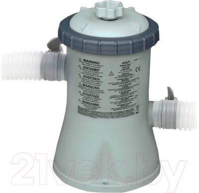 Фильтр-насос картриджный Intex 28602 - общий вид
