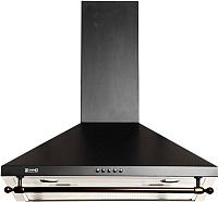 Вытяжка купольная Zorg Technology Alegro B 750 (60, черный) -