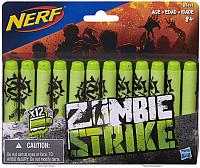 Стрелы для бластера Hasbro Нерф Зомби / B3861 -