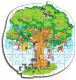 Пазл Topgame Чудо-дерево / 01496 (45эл) -