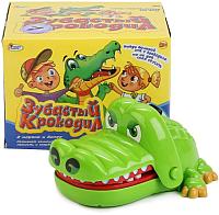 Настольная игра Играем вместе Зубастый крокодил / B1600376-R -