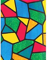 Пленка самоклеящаяся Color Dekor Витражная 9047 (0.45x8м) -