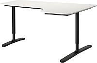 Письменный стол Ikea Бекант 592.784.49 -