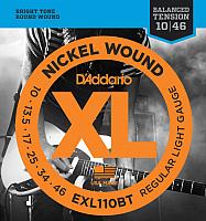 Струны для электрогитары D'Addario EXL-110BT -