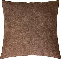 Подушка декоративная MATEX Фьюжн / 06-176 (коричневый) -