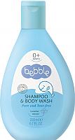 Шампунь-гель детский Bebble Для волос и тела (200мл) -