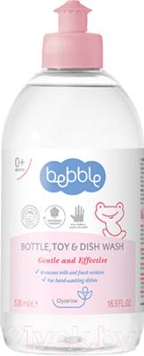 Средство для мытья посуды Bebble Для детских бутылочек игрушек и посуды (500мл)