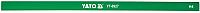 Карандаш строительный Yato YT-6927 -
