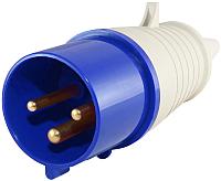 Вилка силовая TDM SQ0601-0010 -