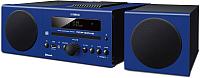 Микросистема Yamaha MCR-B043 (синий) -