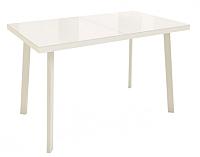 Обеденный стол Listvig Фин 120-152x70 (кремовый) -