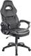 Кресло геймерское Mio Tesoro Марк X-2740 (черный) -