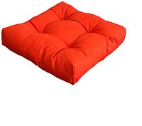 Подушка на стул MATEX Monochrome / 07-760 (оранжевый) -