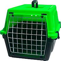 Переноска для животных Ferplast Atlas 10 IO / 73007199IO (зеленый) -