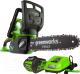 Электропила цепная Greenworks G40CS30K3 (20117UE) -