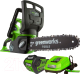 Электропила цепная Greenworks G40CS30K6 (20117UF) -