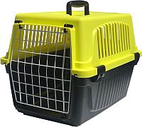 Переноска для животных Ferplast Atlas 10 IO / 73007199IO (желтый) -