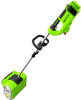 Снегоуборщик Greenworks GD40SSK6 (2600807UF) -