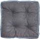 Подушка на стул MATEX Mojo / 05-025 (серый) -