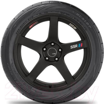 Летняя шина Dunlop Direzza DZ102 255/35R20 97W -