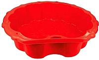 Песочница-бассейн Альтернатива Ракушка 15-5656 / 2132935 (красный) -