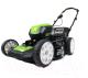 Газонокосилка электрическая Greenworks GD80LM51K4 (2500707UB) -
