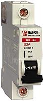 Выключатель нагрузки EKF ВН-63 1п 63А -