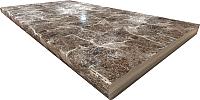 Столешница для шкафа-стола Интерлиния Опал шоколад 38 (70x60) -