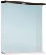 Шкаф с зеркалом для ванной Vako 60 / 97920 (венге) -