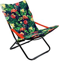 Кресло складное Ника Haushalt / ННК4Р/F (фламинго) -