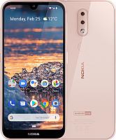 Смартфон Nokia 4.2 3GB/32GB / TA-1157 (розовый) -