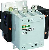 Контактор Schneider Electric DEKraft 22150DEK -