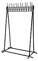 Вешалка для одежды Титан Мета Алла-22К (черный) -