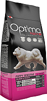 Корм для собак Optimanova Puppy Sensitive Salmon & Potato (800г) -