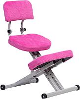 Стул коленный ProStool Comfort (розовый) -