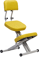 Стул коленный ProStool Comfort (желтый) -