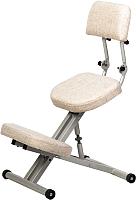 Стул коленный ProStool Comfort (светло-бежевый) -
