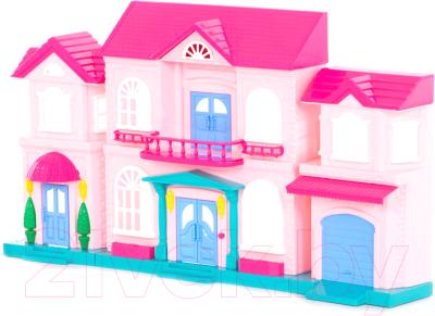 Купить или заказать Деревянный домик для кукол, Деревянный ... | 291x400