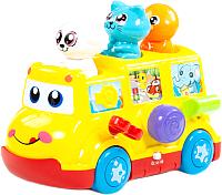Развивающая игрушка Полесье Школьный автобус / 77080 -