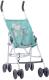 Детская прогулочная коляска Lorelli Flash Green Bunnies (10020431837) -