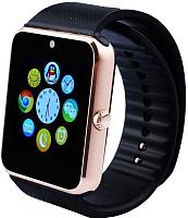 Умные часы D&A GT08 (золото/черный) -