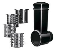 Набор насадок для кухонного комбайна Redmond RKMA-1003 (черный) -