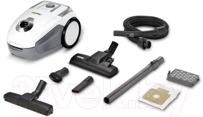 Пылесос Karcher Premium White EU-I / 9.817-001.0 (c фильтр-мешками)