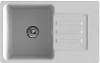 Мойка кухонная GranFest Smart 680 (белый) -
