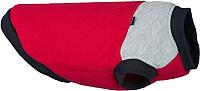 Толстовка для животных Ami Play Denver / 563240421 (30см, красный/серый) -