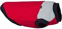 Толстовка для животных Ami Play Denver / 563240520 (40 см, красный-cерый) -
