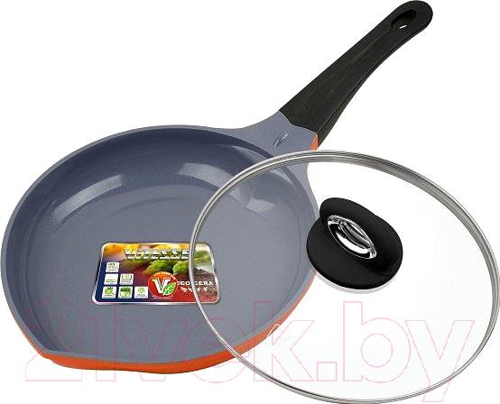 Купить Сковорода Vitesse, VS-2529 (оранжевый), Китай