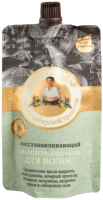 Шампунь для волос Рецепты бабушки Агафьи Банька Агафьи Питание Восстанавливающий (100мл) -