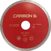 Отрезной диск алмазный Carbon CA-123719 -