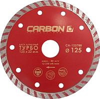 Отрезной диск алмазный Carbon CA-123801 -